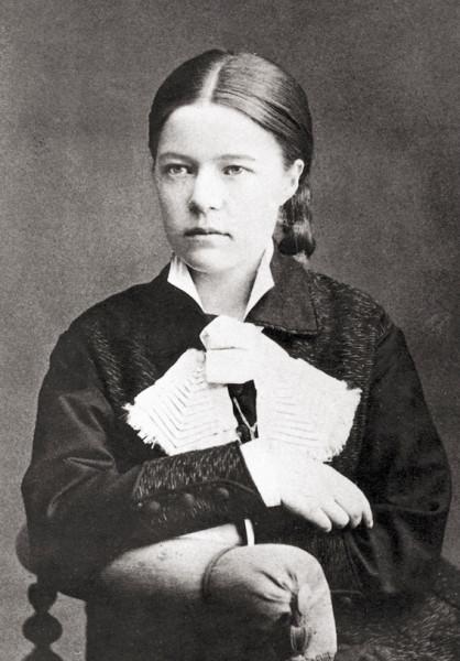 Лагерлеф Сельма 1881 г.