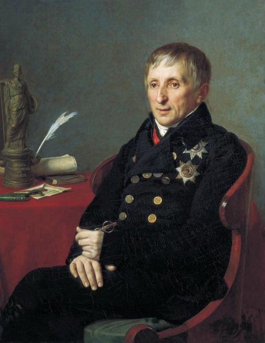 Алексей Николаевич Оленин (1763- 1843)