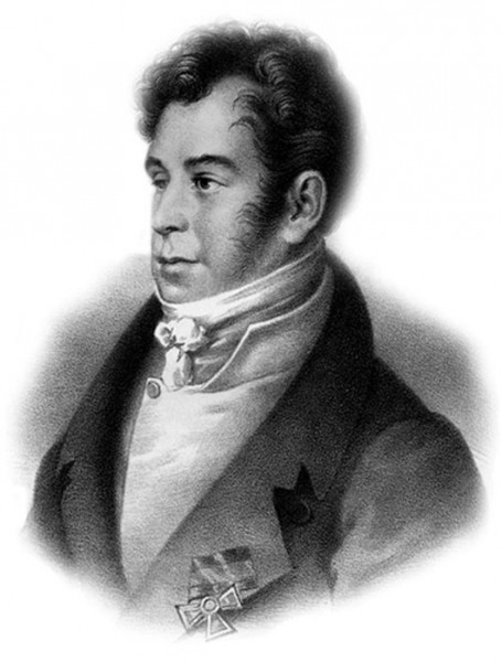 Николай Иванович Гнедич (1784-1833)