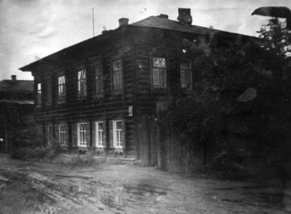 Лебедевой 131 дом Михайлова снесен