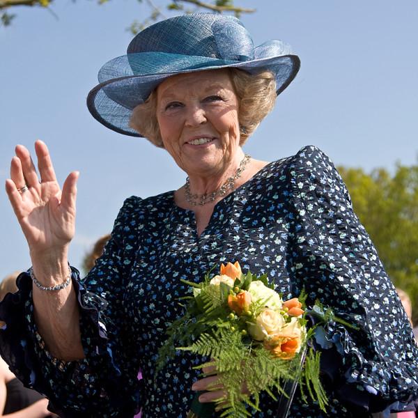 Королева Беатрикс