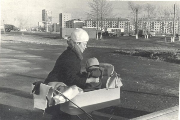 1971. вид на кольцо Предмостной