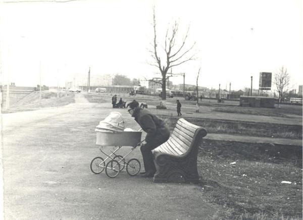 вид на КТЗ. 1971