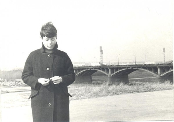 май 1971г Предмостная