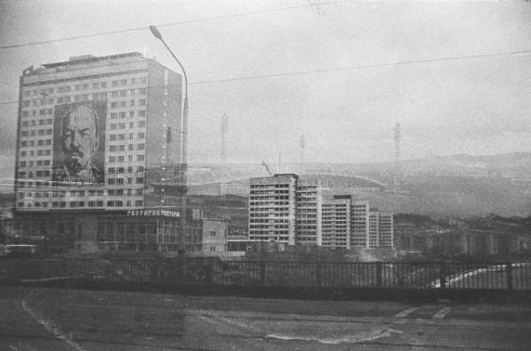 Предмостная 8-11 ноября 1980 год1