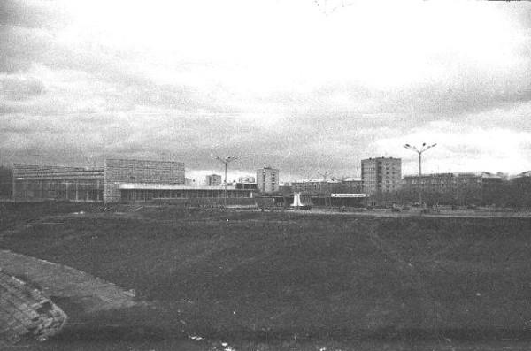 Предмостная 8-11 ноября 1980 год