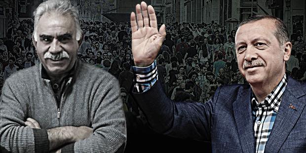 Хроники турецко-курдской войны. Анкара угрожает казнить Оджалана