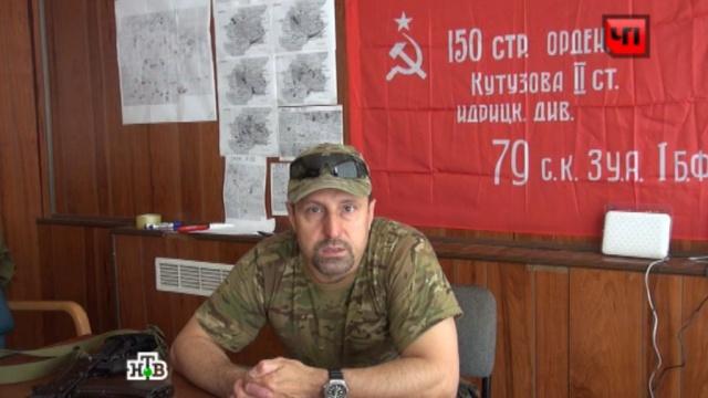 Ходаковский знамя Победы
