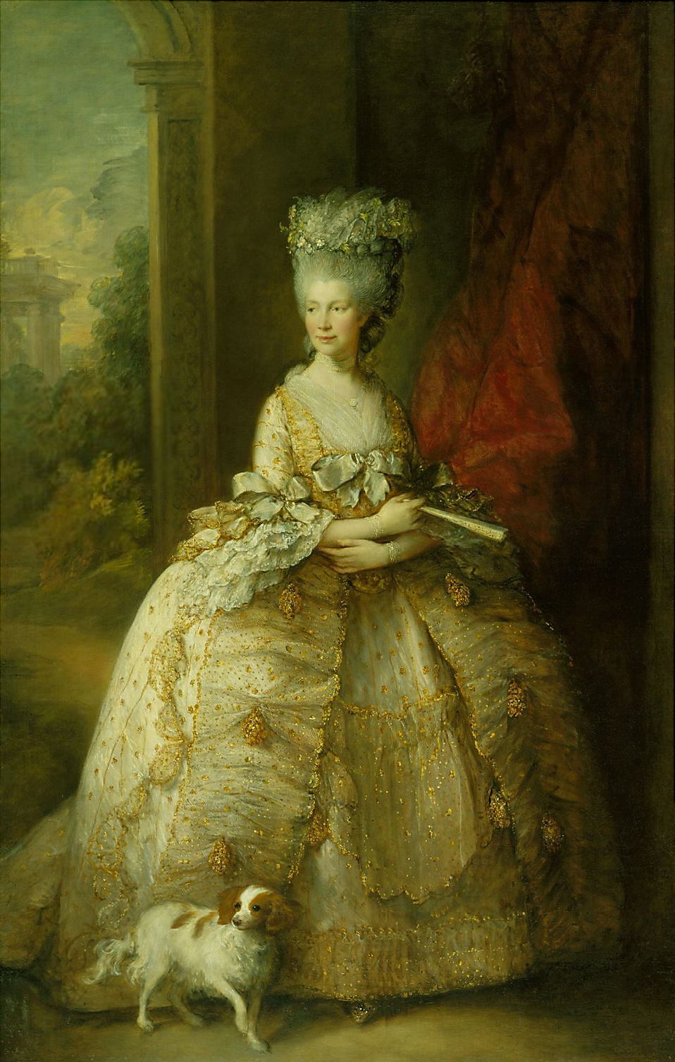 1781_queen_charlotte_in_for
