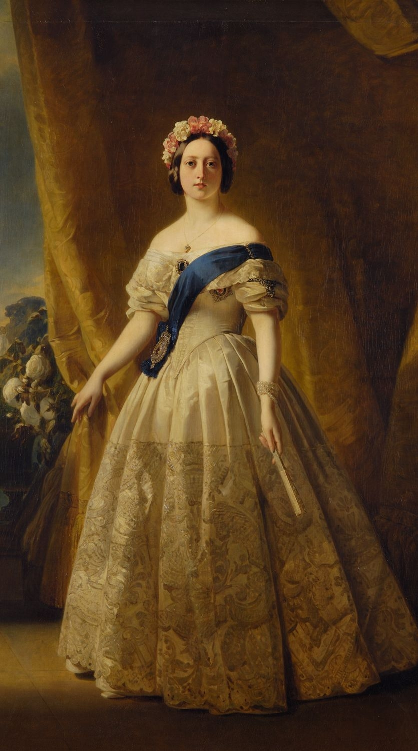 portrait-of-victoria-of-the-united-kingdom-1