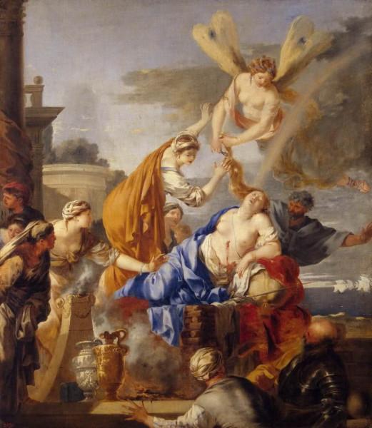 b5b9b1a48e856028fe84e83e4b23c7e2_Bourdon Sebastien - Death of Dido