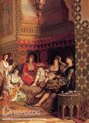 Проституция в османской империи