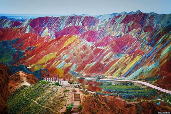 rainbowmountains