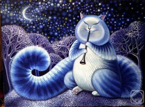 Котэ.лунная соната
