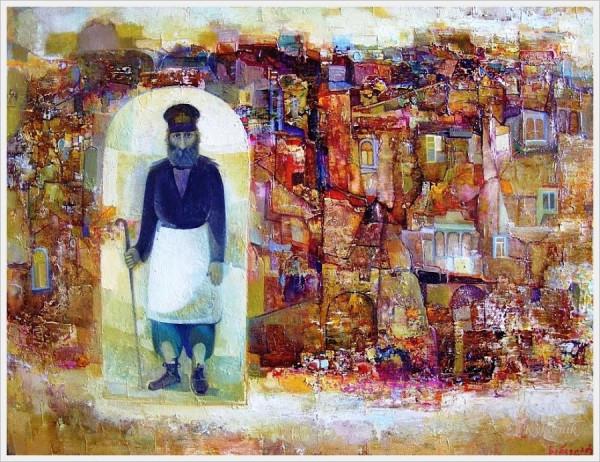 Нико Херкеладзе (Грузия, 1953) (2)
