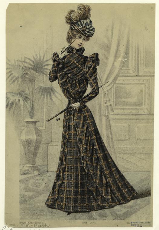 Woman 1890