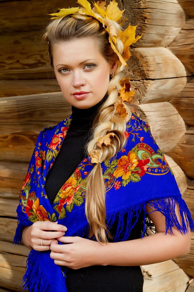 Современная русская девушка