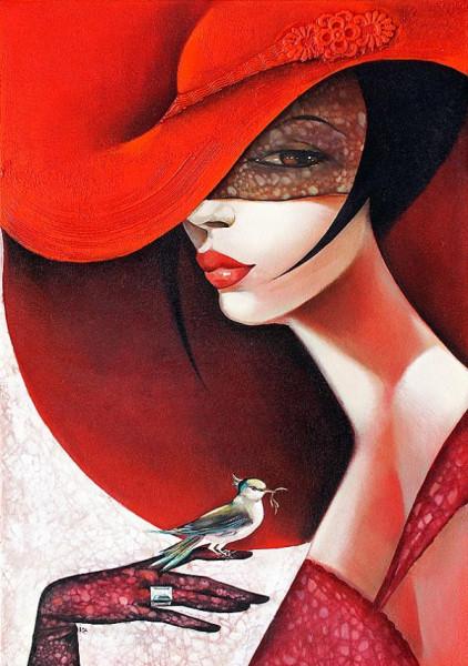 Птичья шляпа