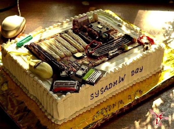 Торт админ