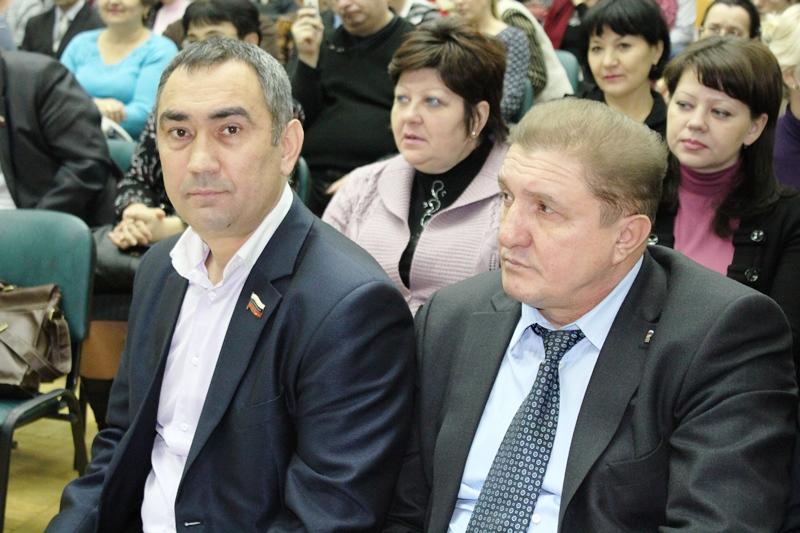 Конференция Заволжского местного отделения