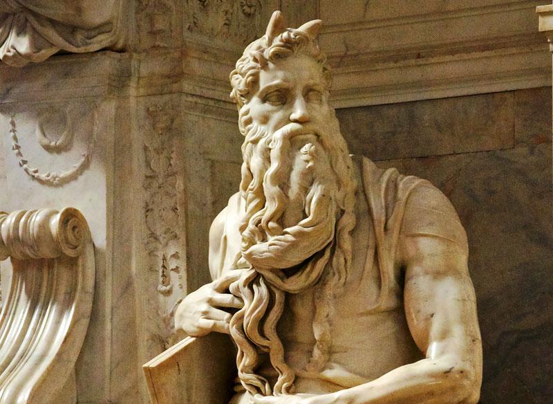 Картинки по запросу рога моисея