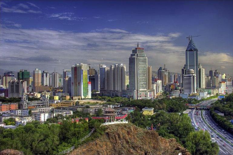 Урумчи - столица Синьцзяня