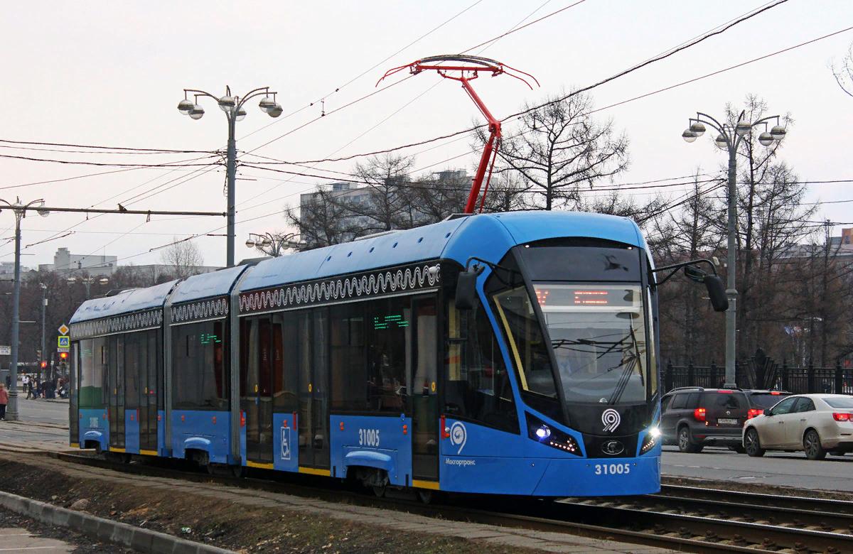 """трамвай """"Витязь"""""""