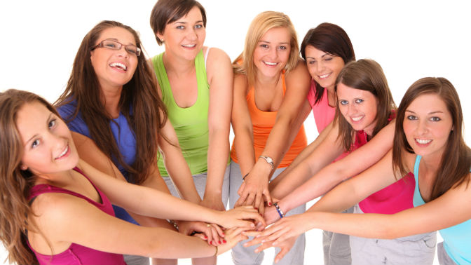 Психологические тренинги для девушек