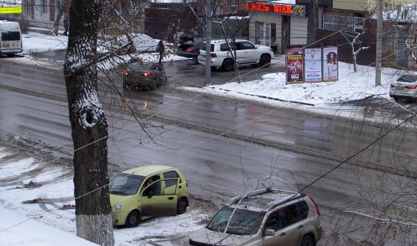 Ростов где снегоуборочная 16.12.03