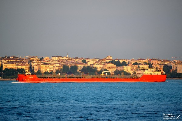 LADA vessel 211326
