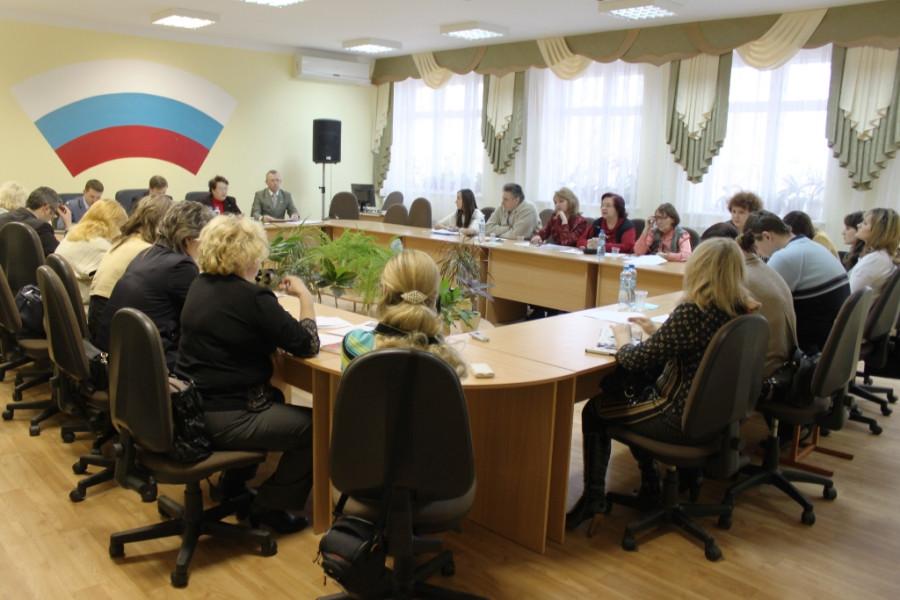 Обсуждение законопроекта в Общественной палате Орловской области