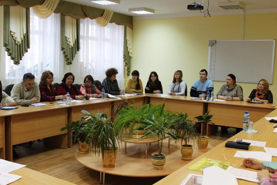 Круглый стол по обсуждению законопроекта О добровольчестве
