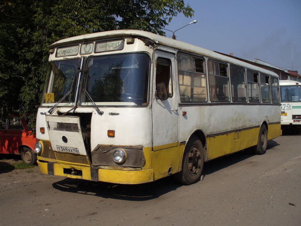 Лиаз-677М у Слободского ПАТП