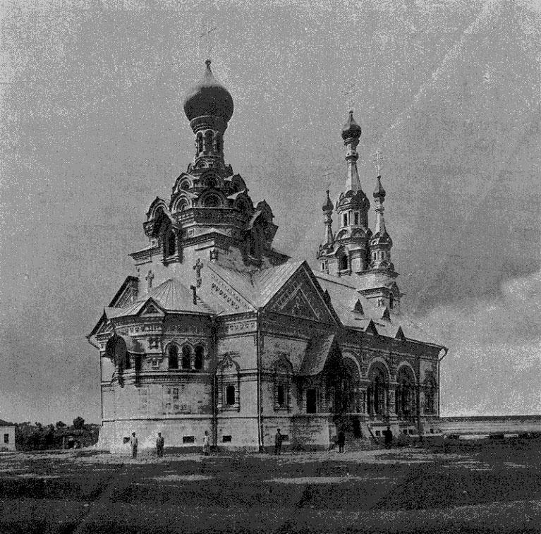 Березовка_храм Дмитрия Солунского_архив