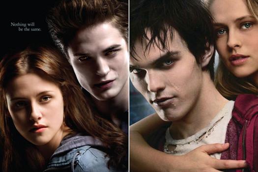 вампир и зомби