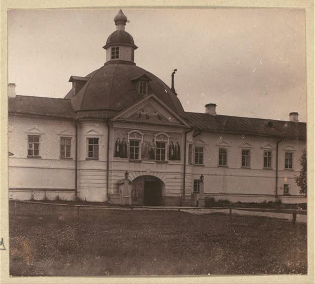Преображенская часть_1909