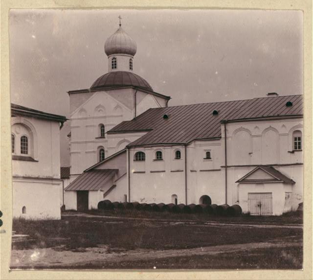Трапезная палата_1909