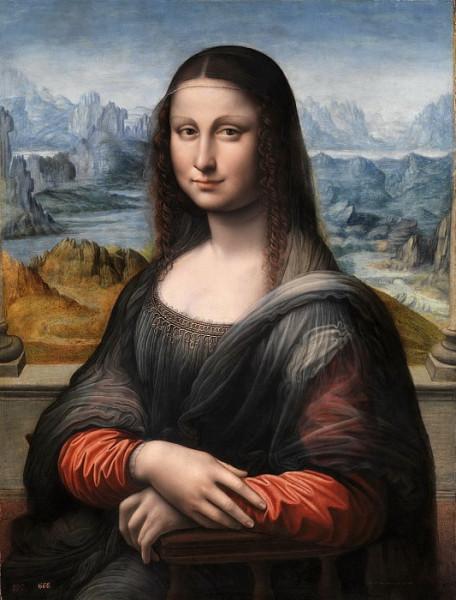 Винчи_Мона Лиза