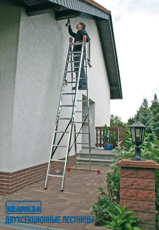 лестницы Krause