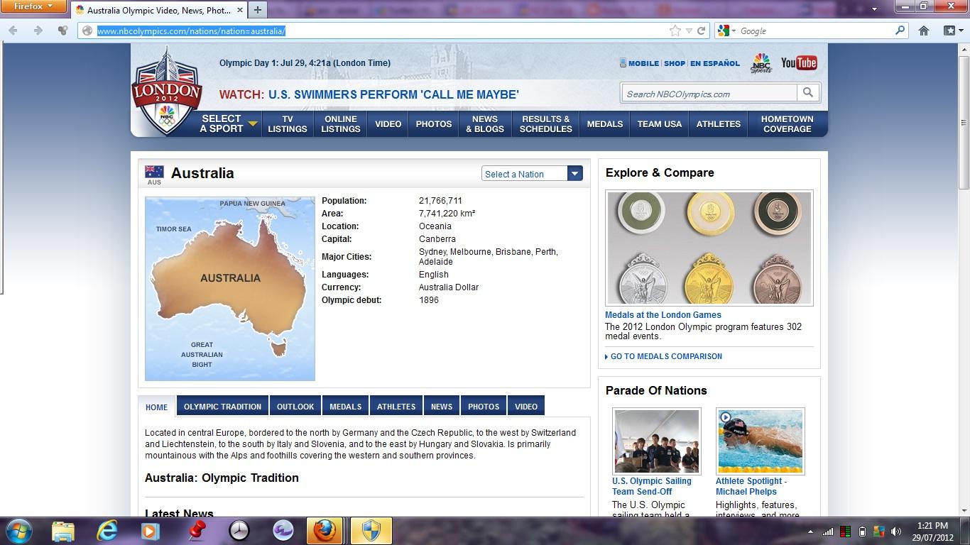 NBC - Australia