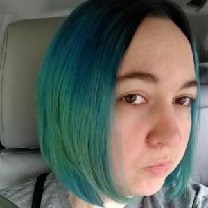 bluegreenhair