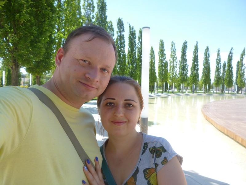 И снова здравствуйте!) Еще один день из солнечного Краснодара.