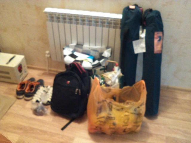 Один мой день из отпуска (поездка к Черному морю из Краснодара и попутные события)