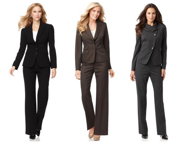 Какой костюм выбрать юристу 1