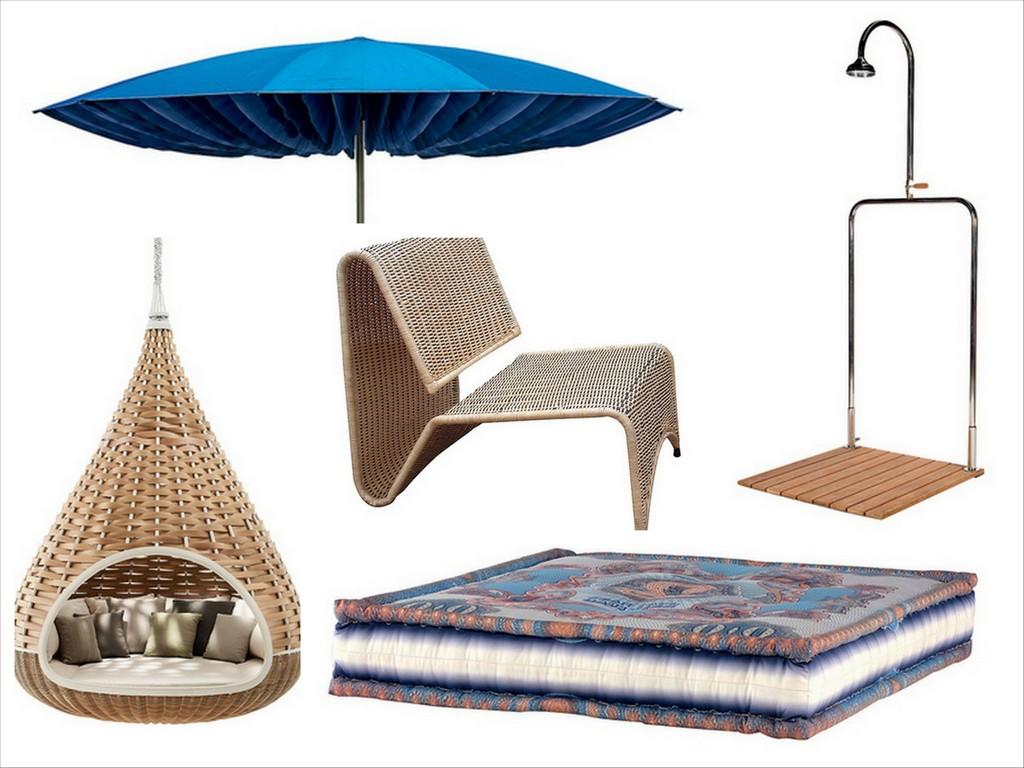 Дизайнерская мебель для дачи - советы и рекомендации