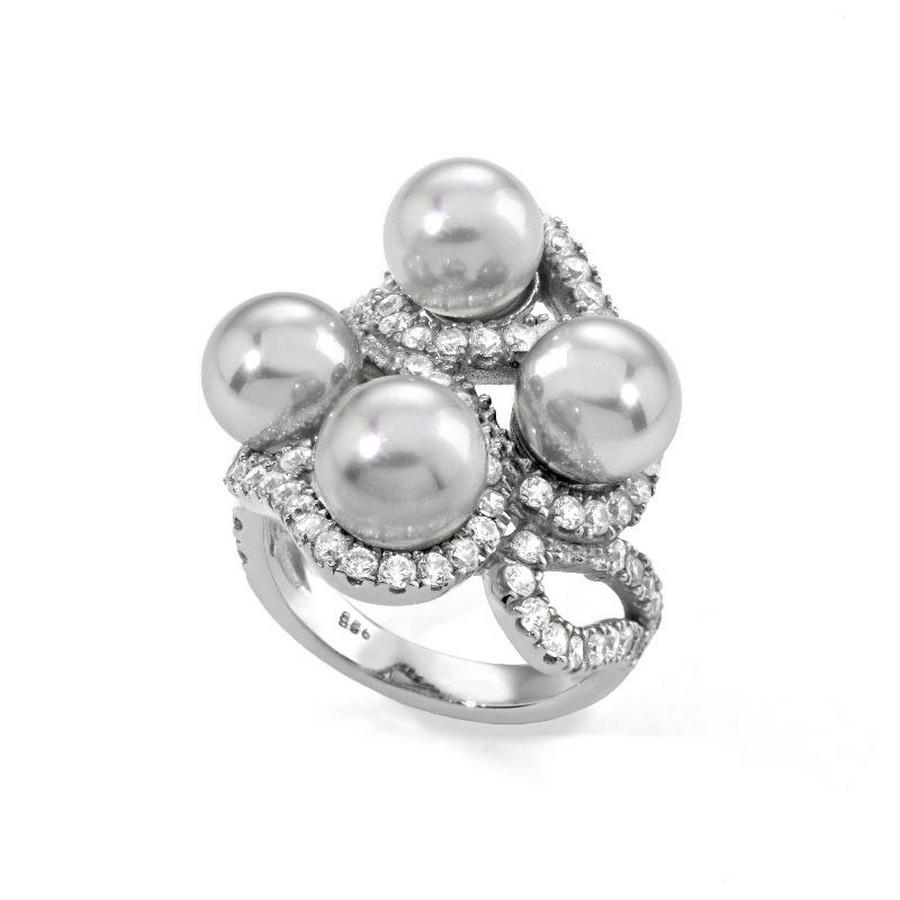 Красивые серебряные кольца для каждого 1