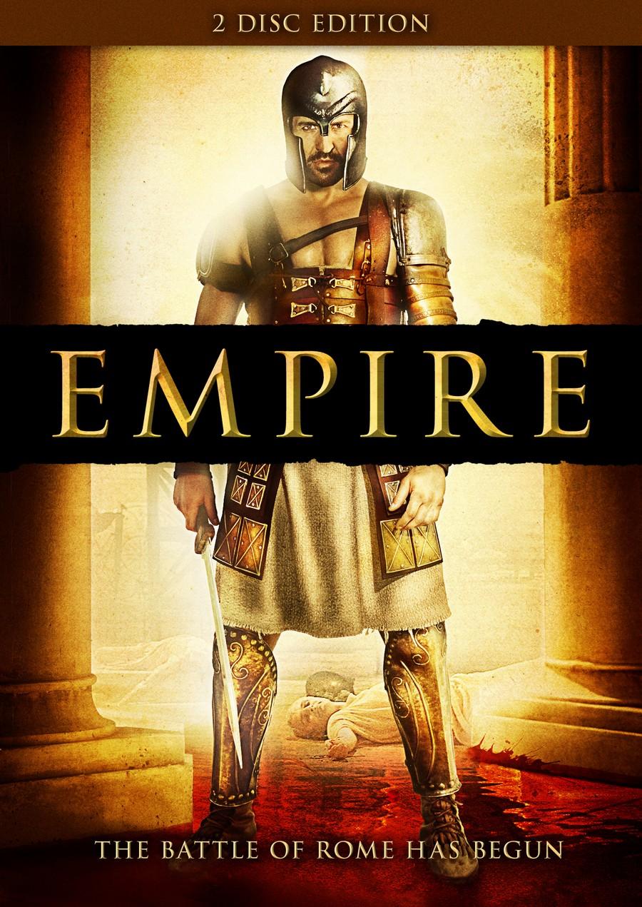 Империя - сериал о Риме времен Великого Цезаря 1