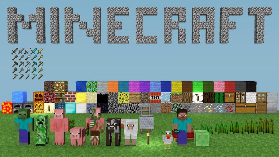 Феномен игры Minecraft 1