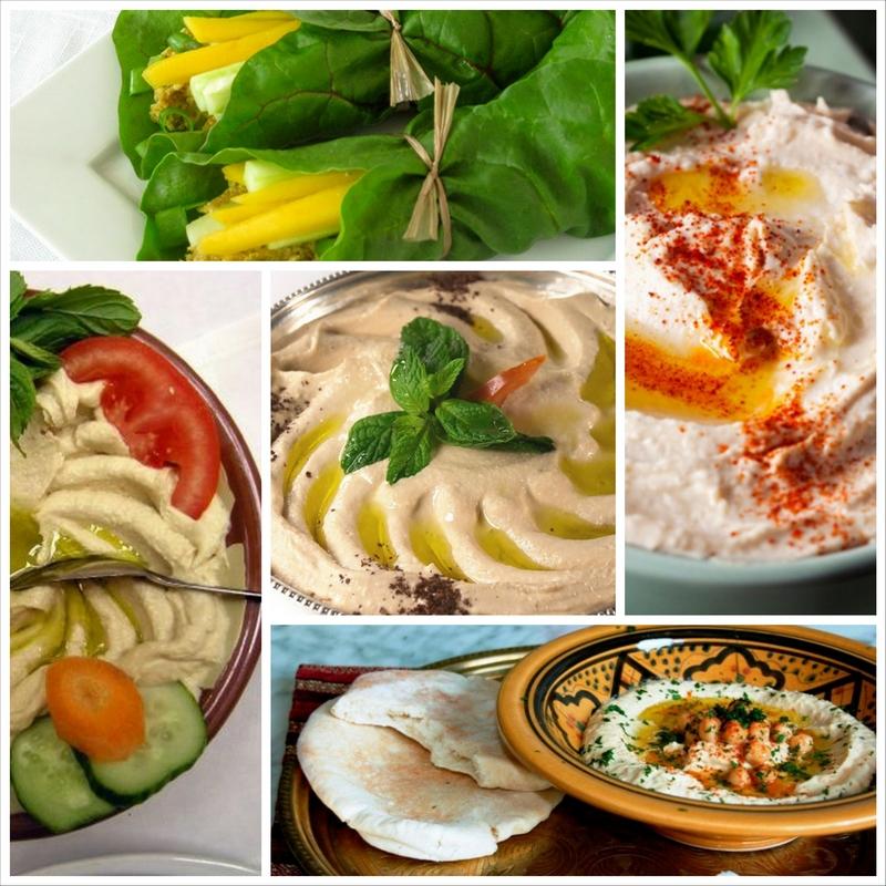 Как готовить хумус или традиционное блюдо Земли Обетованной