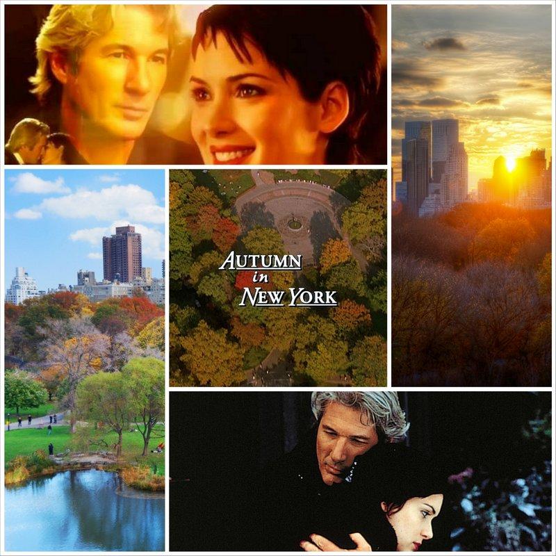 Про фильм Осень в Нью-Йорке